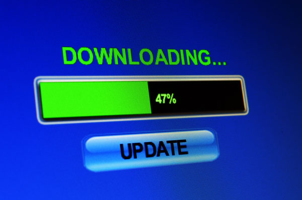 Download an update