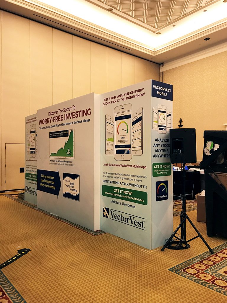 VectorVest Booth