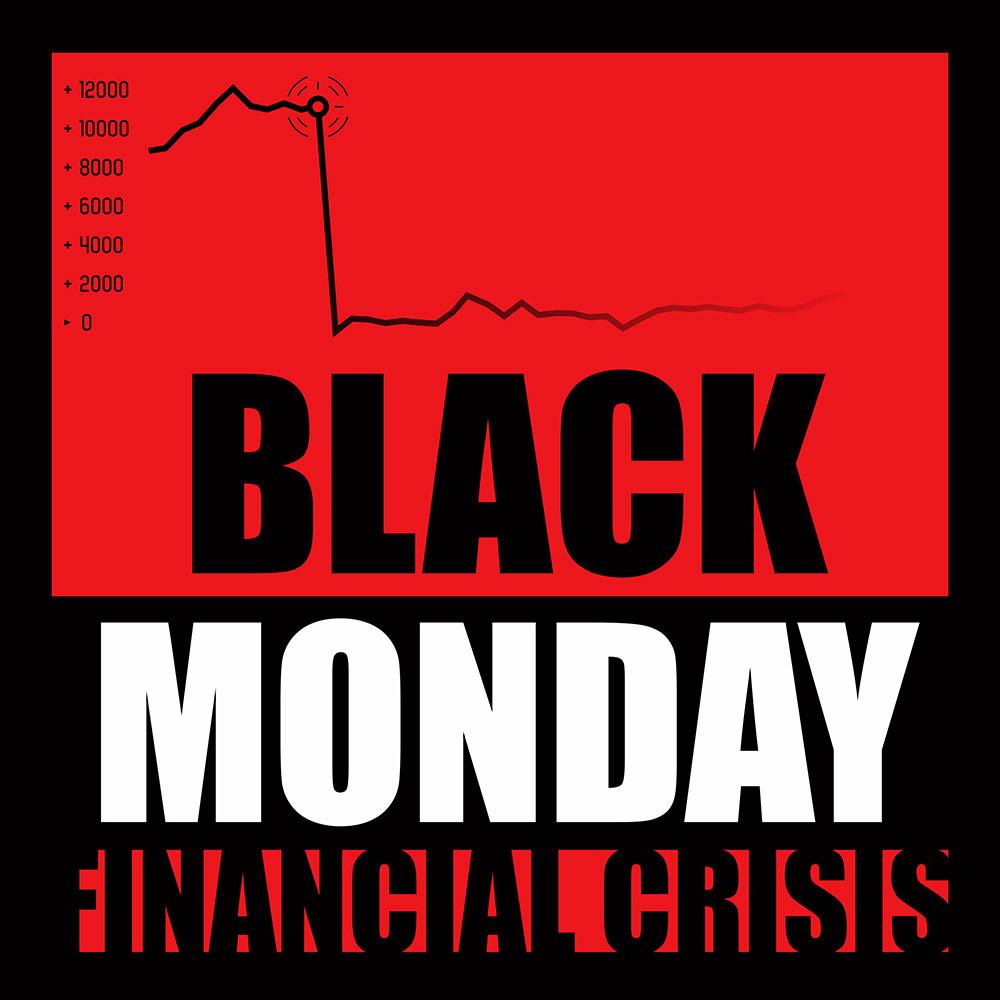 Black Monday Financial Crisis